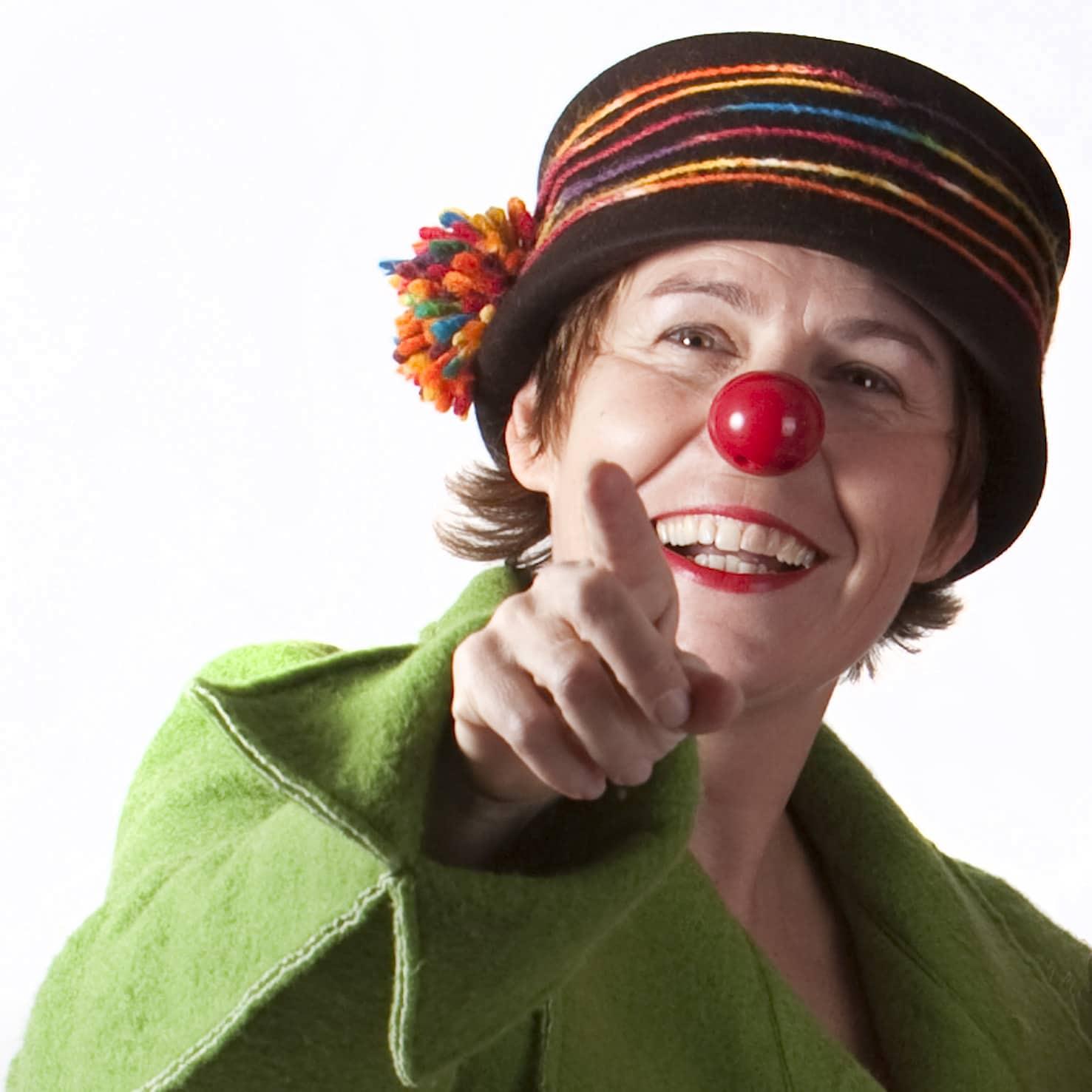 Clown Niekie MG 3925 ©Ariana Schroor 171109 - Clown Niekie