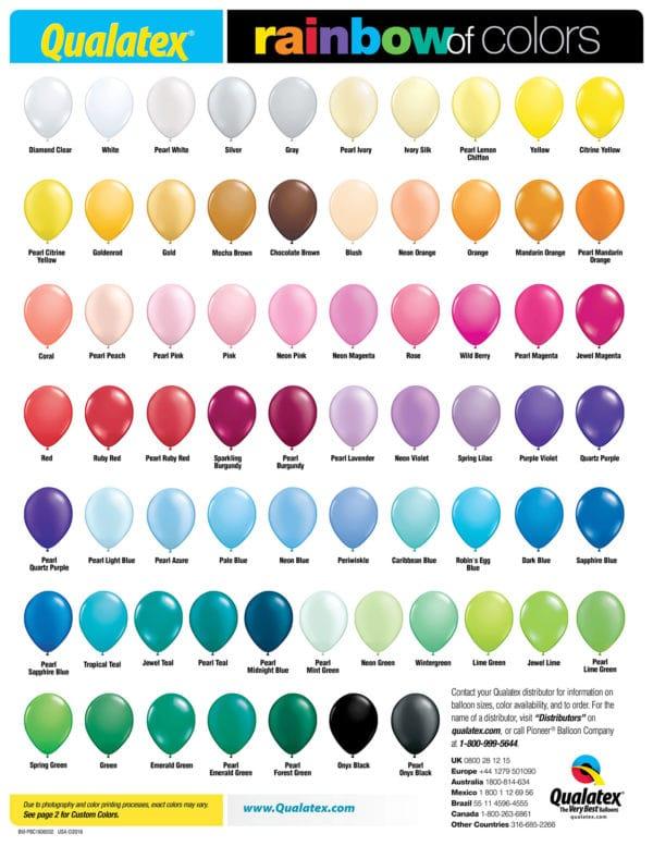 kleurenkaart-ballonnen-patroon-ballonboog