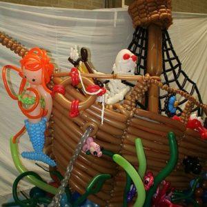 piratenship 300x300 - Ballondecoraties op maat