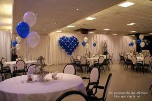 ballonhartcommuniefeestzaalDeDecoratieballonAlkmaar 1 300x200 - Valentijnsdag met een hart ballon van klein tot groot