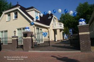 woonwagenkampheerhugowaardcommunievermeerDeDecoratieballonAlkmaar 300x200 - ballondecoraties voor de Communie tijd