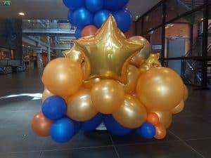 20180716 140511 300x225 - Geslaagd! ballondecoratie bij diploma uitreiking