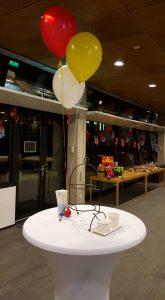 SinterklaasfeestheliumballontrosDeDecoratieballon 165x300 - Sinterklaasfeest met ballondecoraties