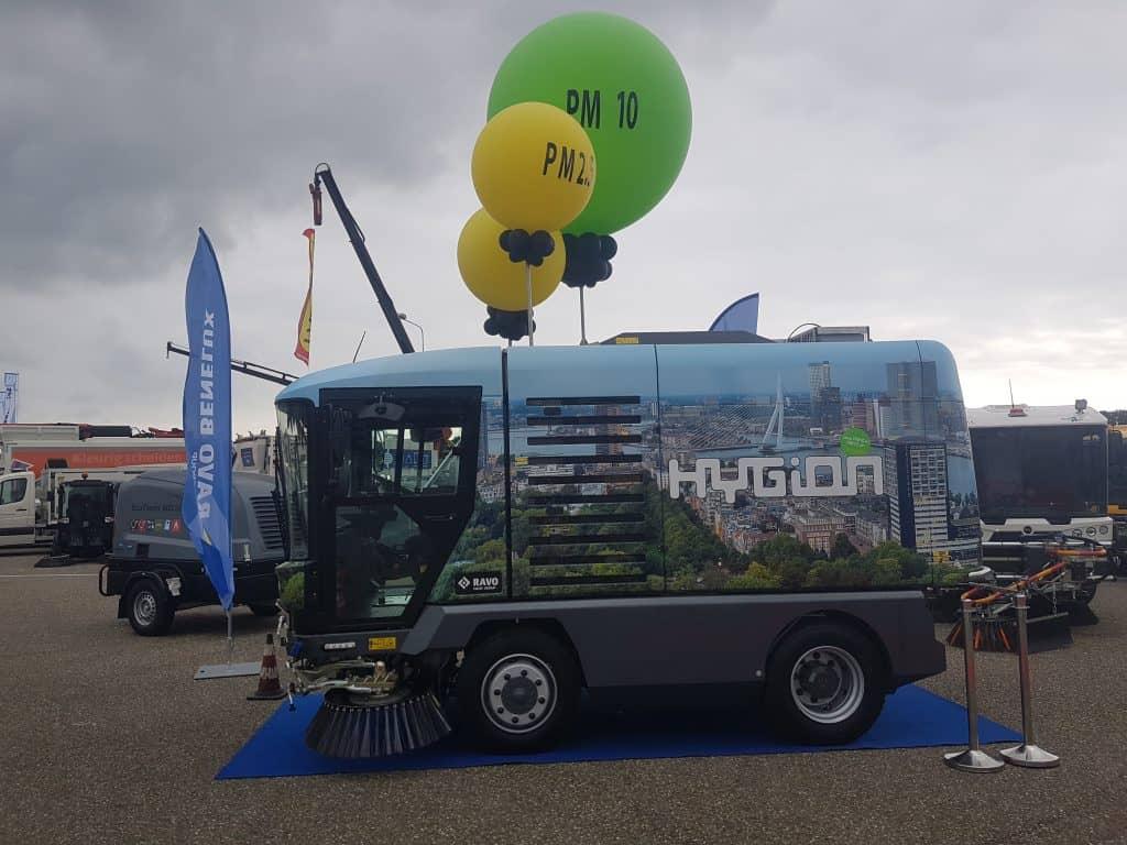 reinigingsdemodagen lelystad beurs ravo grote helium ballonnen de decoratieballon alkmaar 1024x768 - Bedrijfsfeest