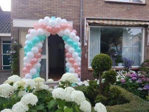 patroon ballonboog V vorm De Decoratieballon 300x225 - Patroon ballonboog variaties Alkmaar