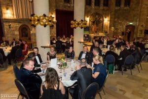 ballonringen zuilen cultuurkoepel heiloo NHN Business Awards De Decoratieballon Alkmaar 300x200 - Eindejaarsfeest en Nieuwjaarsreceptie glamour ballondecoratie