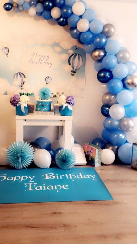 img 20191009 wa00052699382185742358559 576x1024 - Organic ballondecoratie van allerlei maten ballonnen