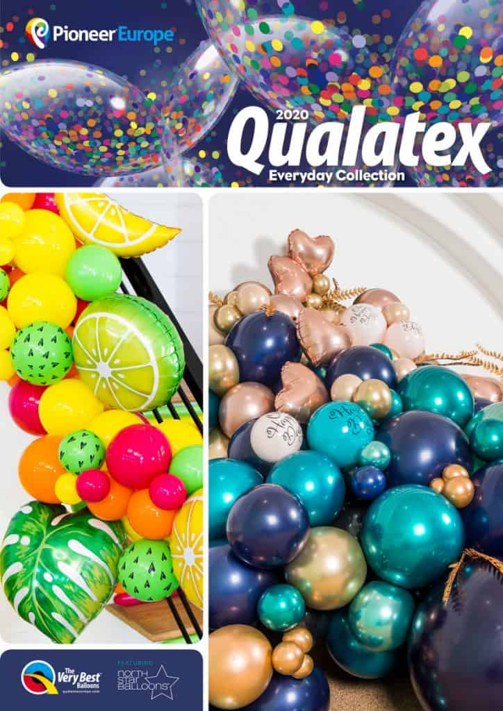 Qualatex catalogus 2020 De Decoratieballon Alkmaar 724x1024 - Qualatex gids