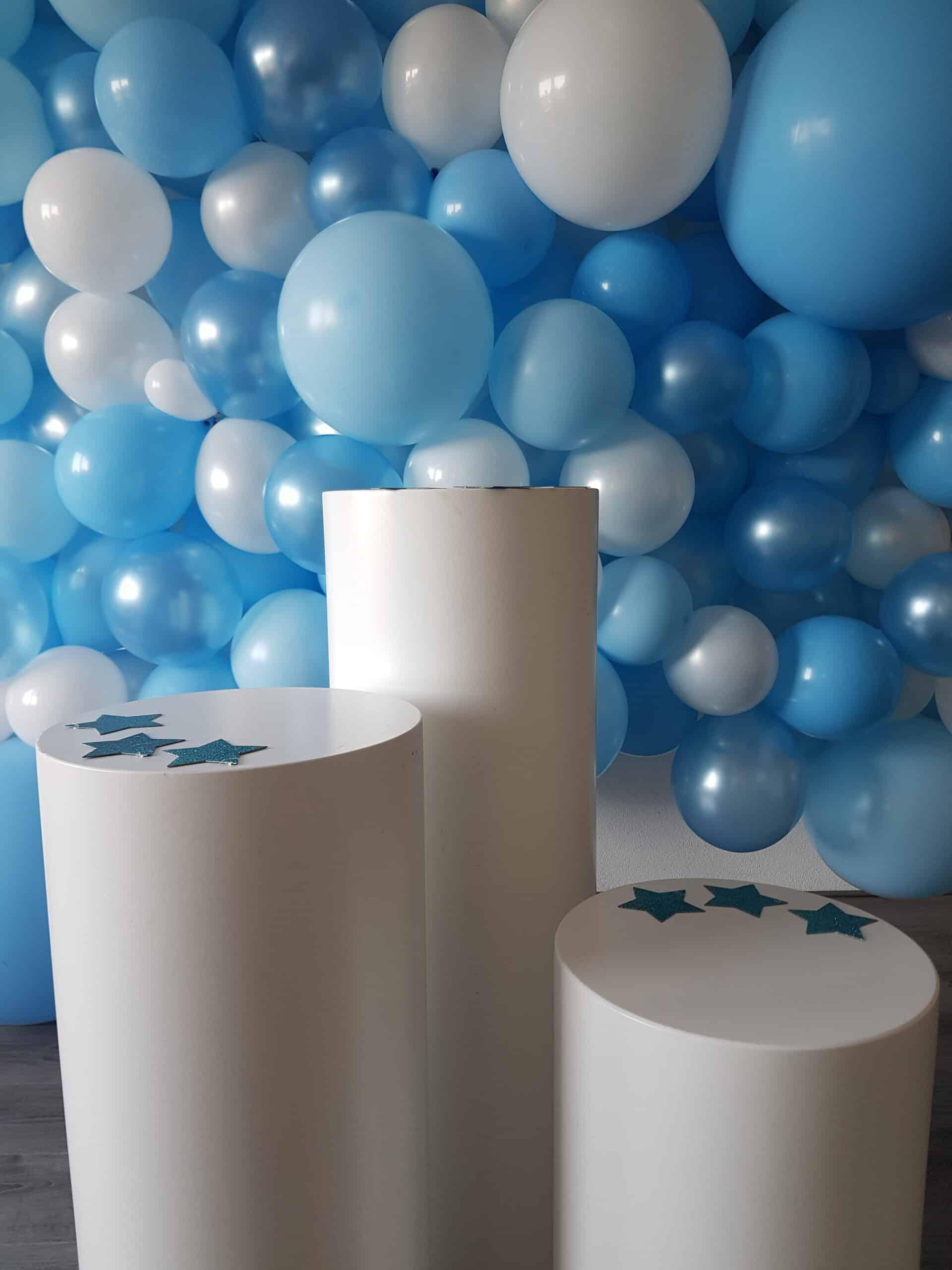 20190921 112921 scaled - Organic ballondecoratie van allerlei maten ballonnen