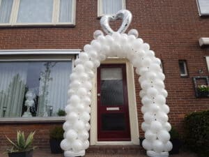 50jaargetrouwdRustenburg 300x225 - Van bruiloft naar 50 jarig huwelijksfeest