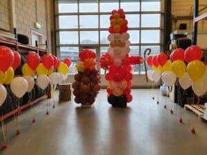 Sinterklaas drive through klaar opslag voor event 300x225 - Sinterklaas Drive Thru